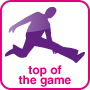 Top of the Game Badge